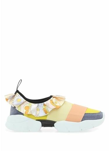 Emilio Pucci Sneakers Renkli
